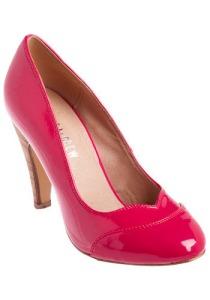 Aphrodite Heels in Hot Pink