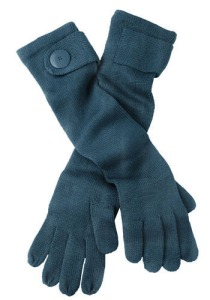 Wanna Be Your Glove-r in Teal