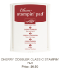 Cherry Cobbler Pad 126966