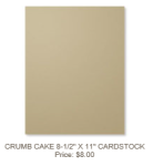 Crumb Cake CS 120953
