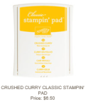 Crushed Curry Pad 131173