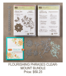 Flourishing Phrases Clear Bundle 142323