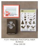 Foxy Friends 142326