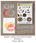 Swirly Bird Bundle