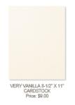 Very Vanilla CS 101650
