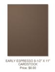 119686 Early Espresso CS