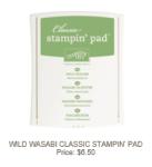 126959 Wild Wasabi Ink