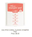 126983 Calypso Coral Ink