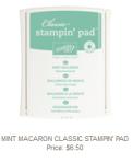 138326 Mint Macaron Ink