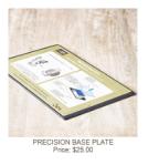 139684 Precision Base Plate