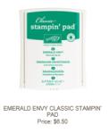 141396 Emerald Envy Ink