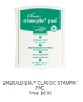 141396 Emerald Envy Ink